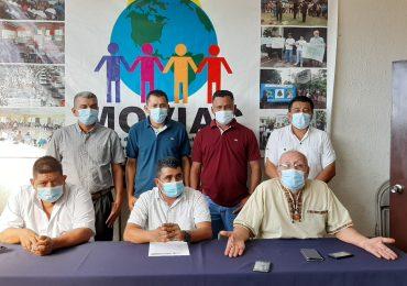 Denuncian apropiaciones indebidas de terrenos en Jiquilisco, Usulután