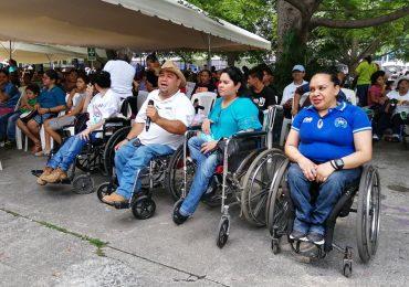 Personas con discapacidad exigen pleno cumplimiento de la ley de inclusión