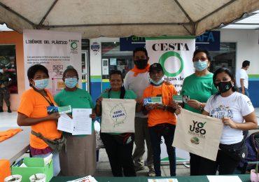 """CESTA y Colectivo Jaguares de la Madre Tierra lanzan la campaña """"Libérate de los Plásticos"""""""